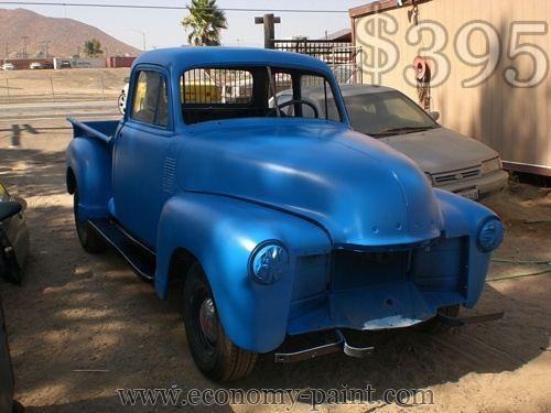 Pin flat blue car paint on pinterest for Flat color paint jobs